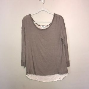Light Brown Long Sleeve